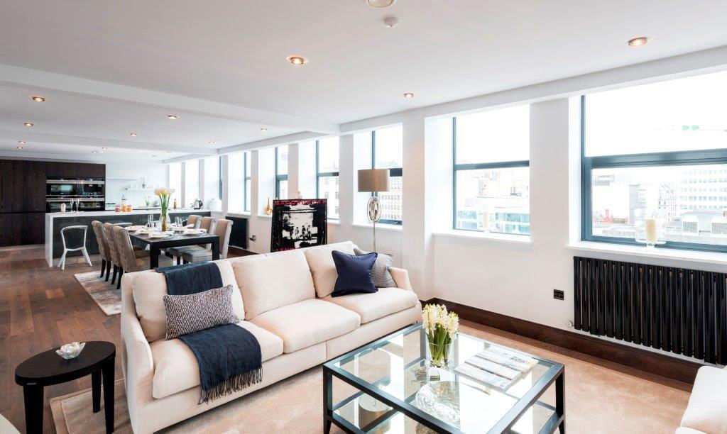 3 Bedrooms Penthouse Flat for sale in Great Charles Street Queensway, Birmingham